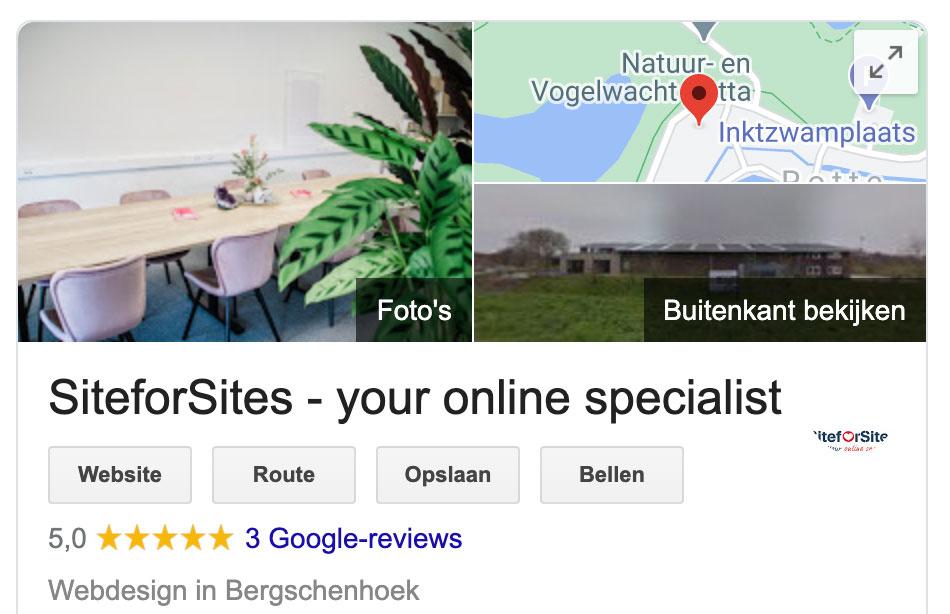 Wat zegt Google over jou?